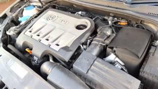 DPF REGENERATION. VW Golf 6. 2L TDI. Full Process