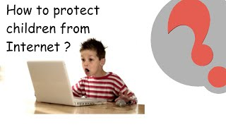 How to protect children from Porn sites? Router Configuration