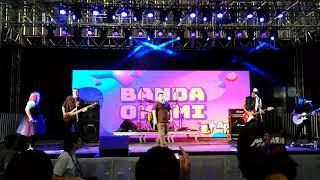 Gambar cover Banda Okami - Hero's Come Back!! (Live in Anime Friends 2019)