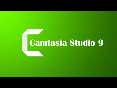 TUTO COMPLÊT SUR CAMTASIA STUDIO 9