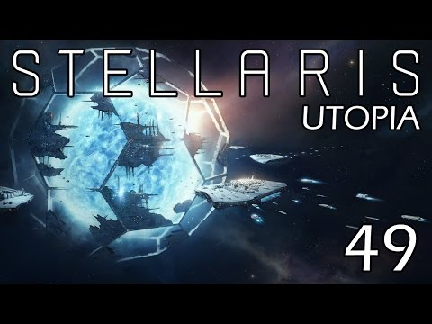 Stellaris: Utopia: The Flesh is Weak Part 49 - Terraforming