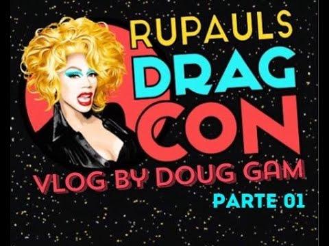 Vlog - Dragcon   1