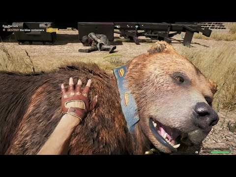 Far Cry 5: Quick Look