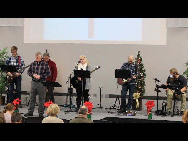Sunday Worship Service (Part 2) - December 13th, 2020