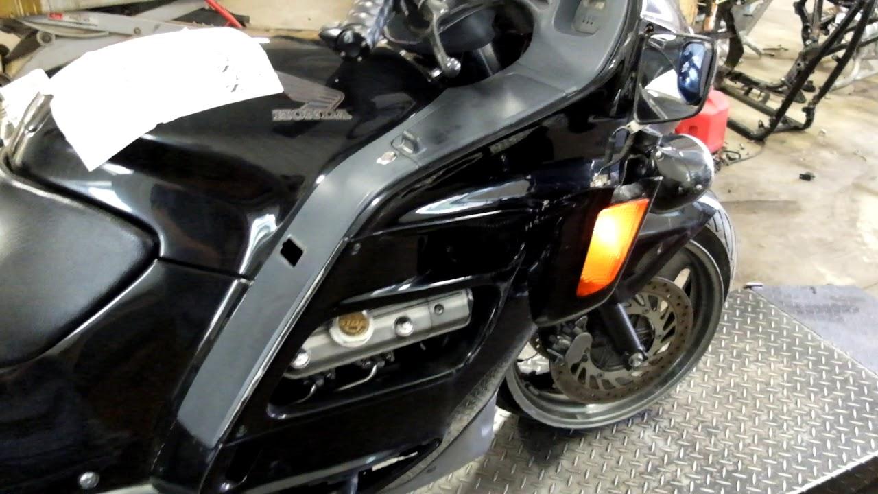 honda st 1100 pan european used motorcycle parts for sale. Black Bedroom Furniture Sets. Home Design Ideas