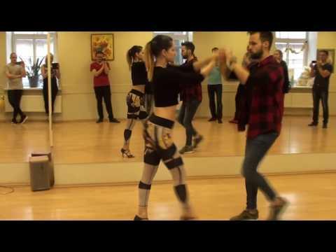 Salsa and bachata weekend in Rīga - salsa workshops
