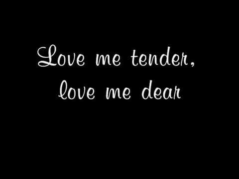 Norah Jones  Love Me Tender version Lyrics
