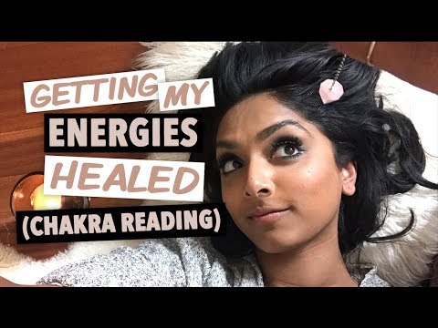 VLOG: I Got My Chakras Read!!! (Aura, Energy, & Self Love Chat) | Deepica Mutyala