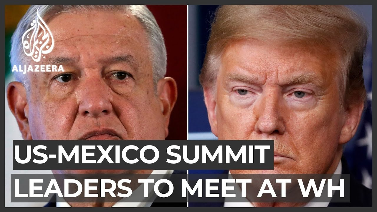 Photo of US-Mexico summit: AMLO under fire for plan to meet Trump | Al Jazeera English