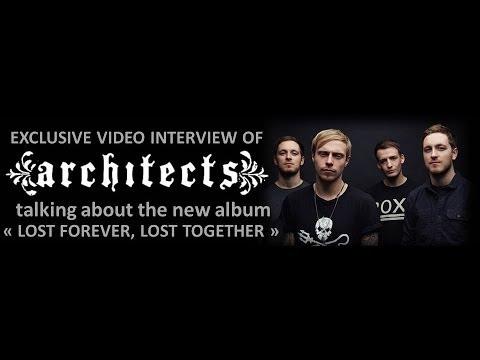Tom's Architects interview, Paris, 16 april 2014