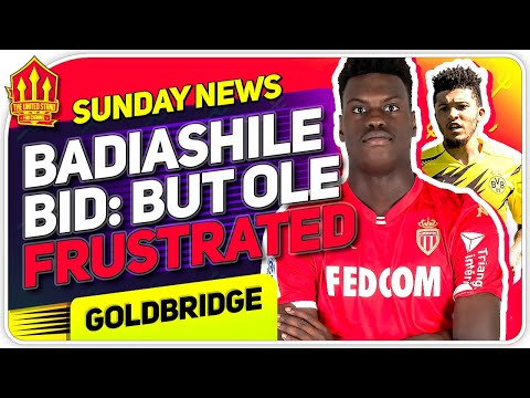 Badiashile Bid? Sancho & Grealish Talks Continue! Man Utd Transfer News