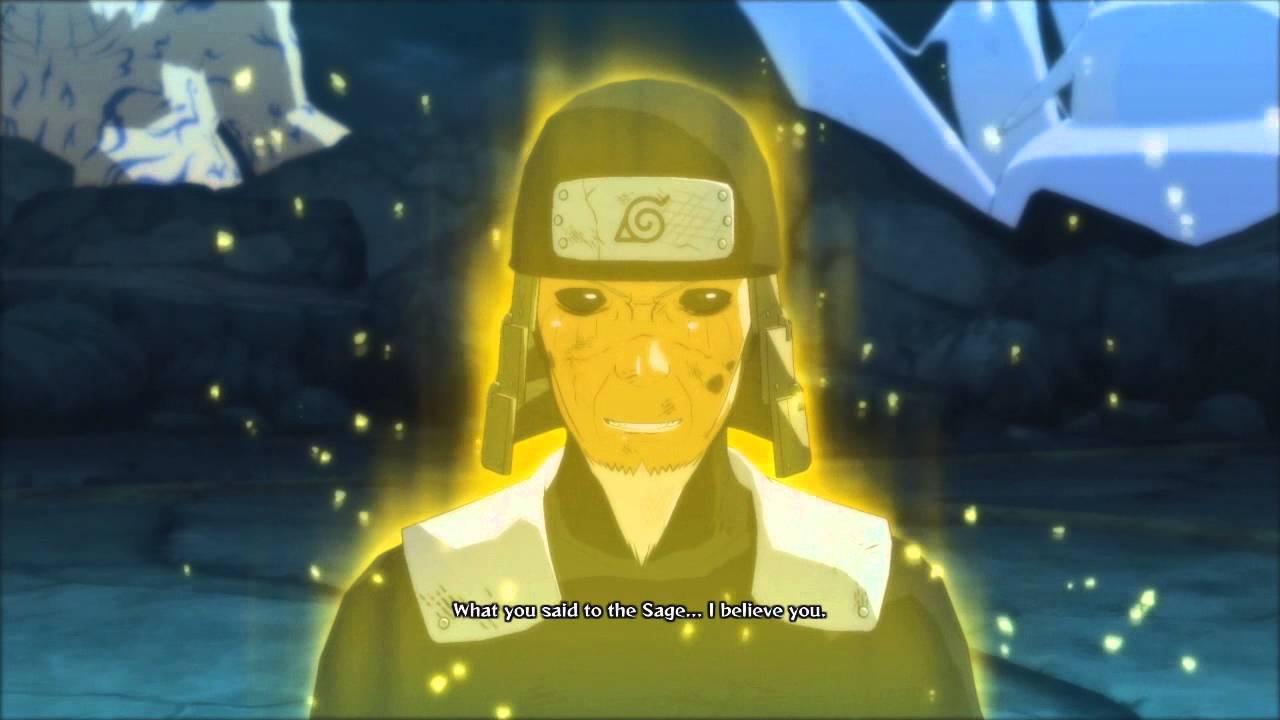 Madara Uchiha's Death End of The 4th Great Ninja War
