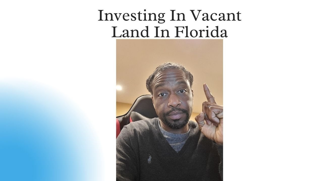 Investing In Vacant Land In Florida | Buy Raw Land | Call Global Abundance LLC 800-953-2124