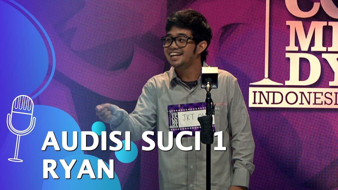 Stand Up Comedy Indonesia Season 1 - Audisi: Asal Usul Kopi Luwak Menurut Ryan