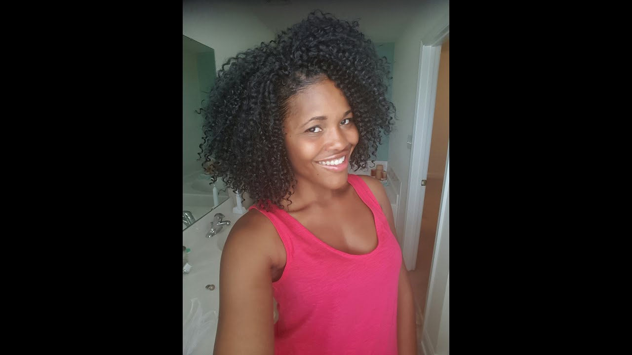 Crochet Braids On Youtube : Crochet Braid Maintenance: Freetress Bohemian Braid - YouTube