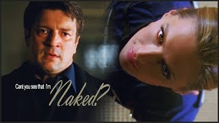 Castle & Beckett // Naked