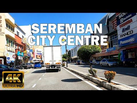 Exploring the bustling Seremban City Centre, Seremban, MALAY