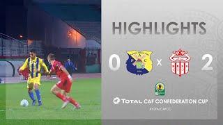Paradou AC 0-2 Hassania Agadir | HIGHLIGHTS | Match Day 2 | TotalCAFCC