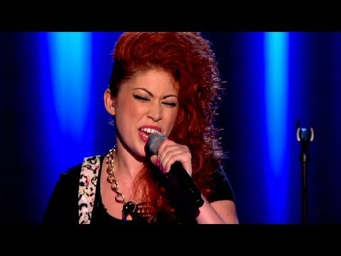 The Voice UK 2014 Blind Auditions Jessica Steele 'She Said' FULL