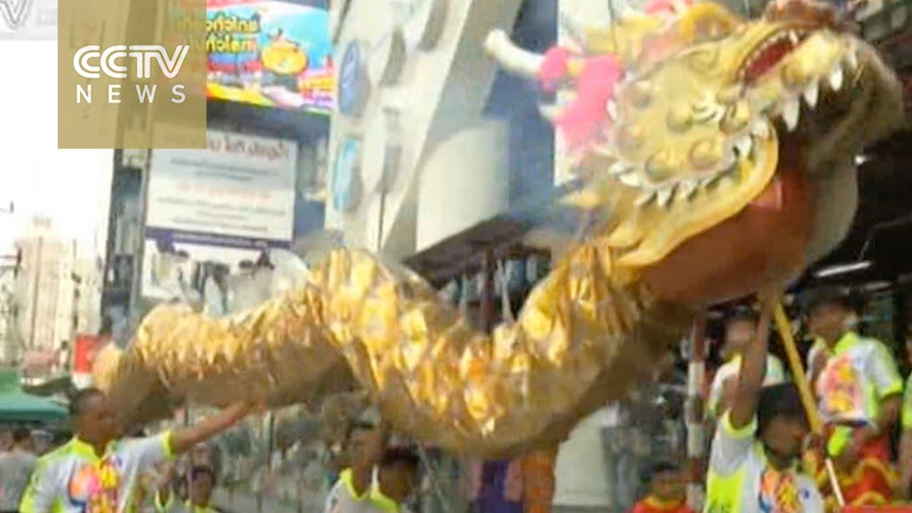 Thailand celebrates Chinese New Year