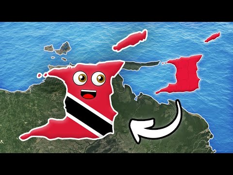 Trinidad and Tobago Geography/Country of Trinidad and Tobago for kids