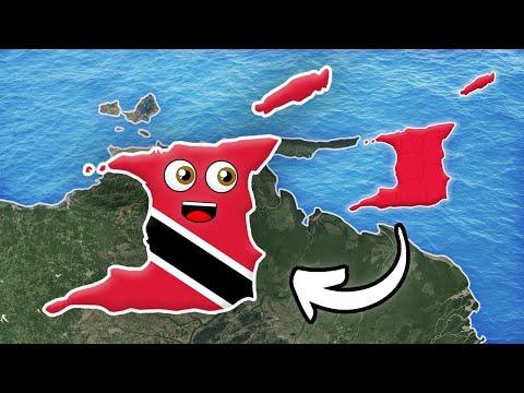 trinidad-and-tobago-geography/country-of-trinidad-and-tobago