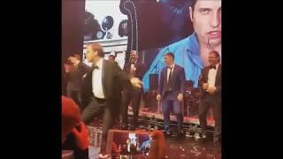 Аркадий Дворкович жестко танцует на свадьбе Александра Овечкина