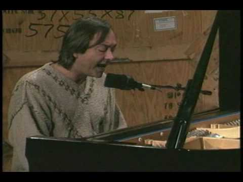 Rich Mullins - If I Stand, live on The Exchange (April 11, 1997)