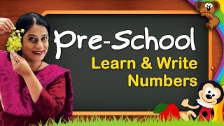 Learn Numbers For Kids | Counting Numbers 1 - 25 | Learn To Write Numbers | Before, After Numbers