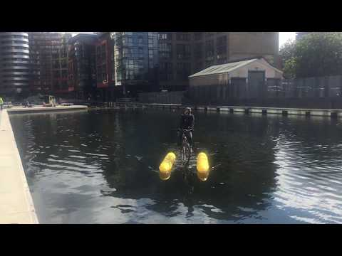 TheThamesProject - River Trial #2 with the Port of London