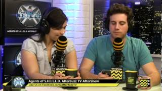 "Agents of SHIELD After Show Season 1 Episode 14 ""TAHITI"" 