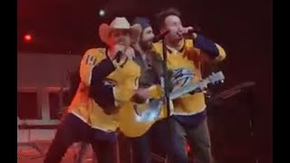 Thomas Rhett and friends - Beer Can't Fix, live in Nashville, Oct 12, 2019