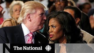 Trump slams 'wacky Omarosa' after release of new recording