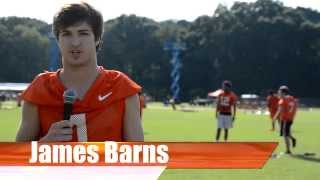 Clemson Walk-On Football Tryouts Aug. 21st, 2015