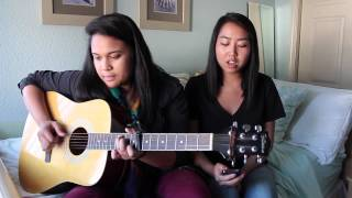 I Will Wait For You | Us The Duo (Cover by Catherine Lavitoria & Breanne Ho)