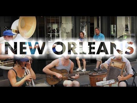 Visit New Orleans, Louisiana - USA Holidays