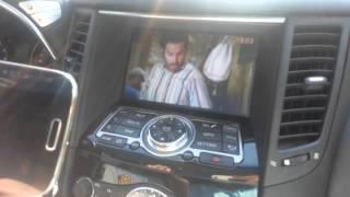 Дублирование экрана мобильного телефона на штатый экран автомобиля от xanavi.ru