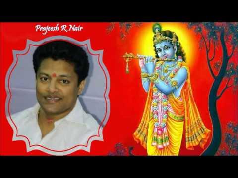 Krishna Krishna Hare...! Murali Gaanam. (Prajeesh)