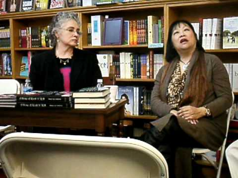 May Pang and Nancy Lee Andrews