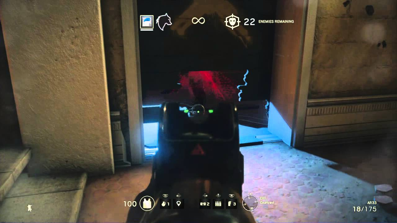 Rainbow six siege beta suicide bombers are bs youtube - Rainbow six siege disable bomber ...
