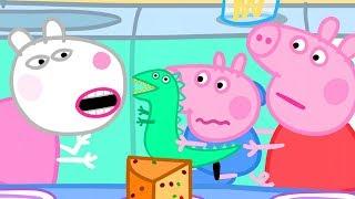 Peppa Wutz ✨ Peppa und Luzies Geheimer Freund ✨ Peppa Pig Deutsch Neue Folgen | Cartoons für Kinder