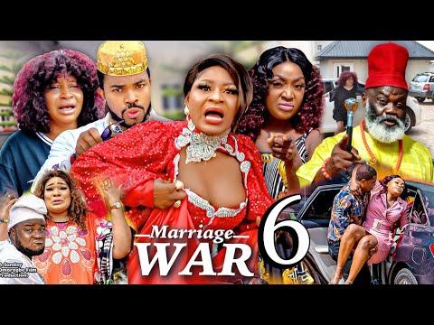 Download MARRIAGE WAR SEASON 6 (New Movie) DESTINY ETIKO 2021 Latest Nigerian Nollywood Movie 720p