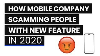 How Mobile Company Scamming People with New Feature | Smartphone Fake Marketing Hype | Som Tips