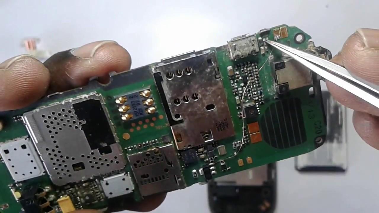 nokia c2 00 charging solution [ 1280 x 720 Pixel ]