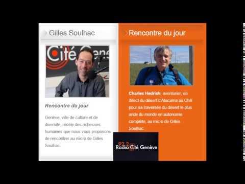 27.05.15 -  Radio Cité Genève -  Le Grand Invité