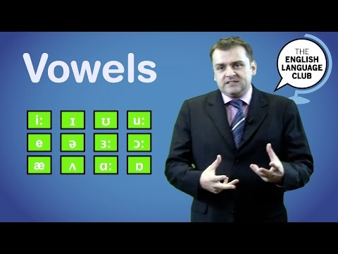Vowel Sounds