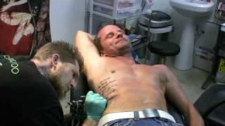 Rib Cage Tattoo | Gizmo