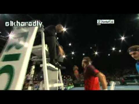 Match Point: Federer Vs Monaco (BNP Paribas Masters 2011)