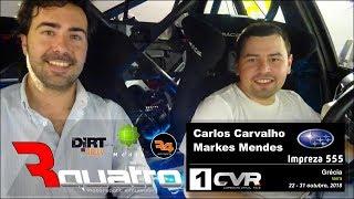Baixar CVR 18/2: 1 - Rali da Grécia - Onboard Carlos Carvalho