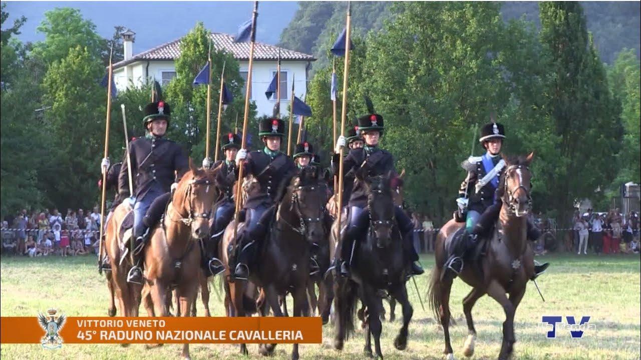 45° Raduno Nazionale Arma di Cavalleria - Carosello